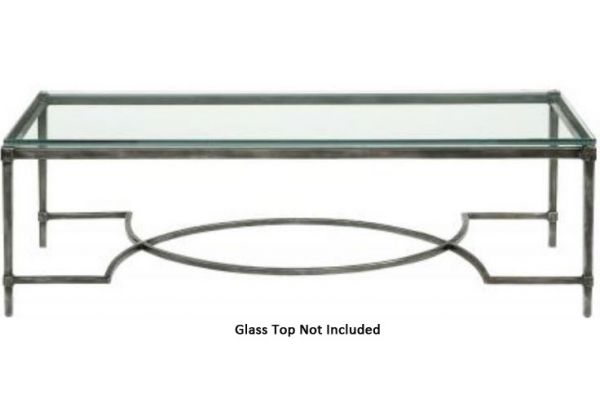Bernhardt Palmer Metal Cocktail Table Base - 320-021