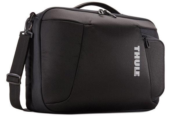 """Thule Accent 15.6"""" Black Convertible Laptop Bag - 3203625"""