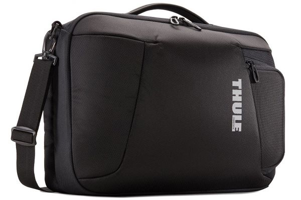 """Large image of Thule Accent 15.6"""" Black Convertible Laptop Bag - 3203625"""