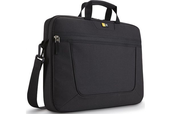 "Large image of Case Logic 15.6"" Black Top Loading Laptop Case - 3203749"