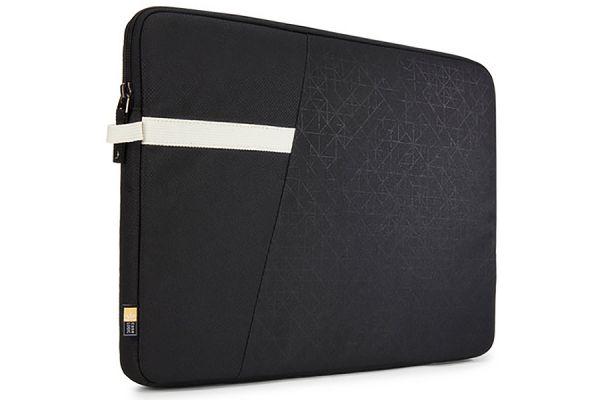 """Large image of Case Logic Ibira 15.6"""" Black Laptop Sleeve - 3204396"""