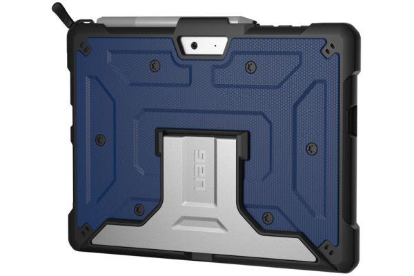 Urban Armor Gear Metropolis Microsoft Surface Go Cobalt Case - 321076115050