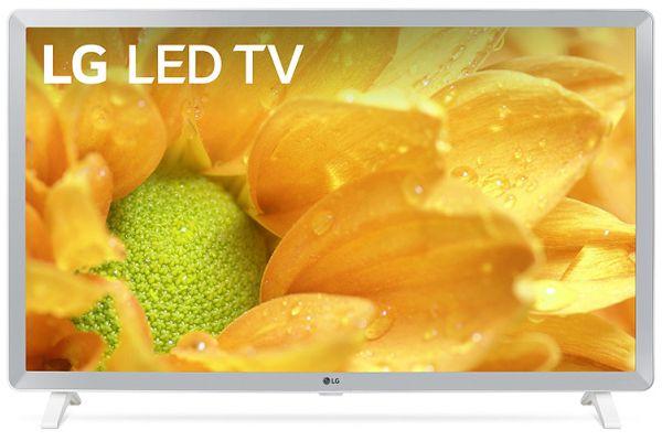 "Large image of LG 32"" White 720p Smart HDTV - 32LM620BPUA"