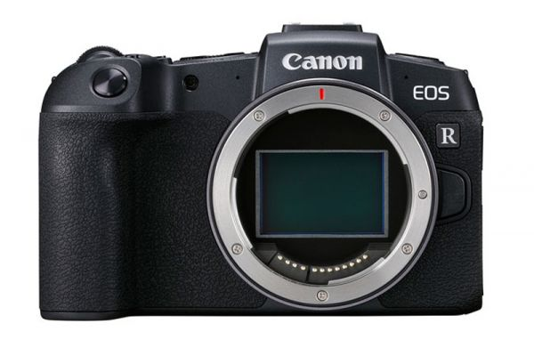 Canon EOS RP Mirrorless Digital Camera (Body Only) - 3380C002