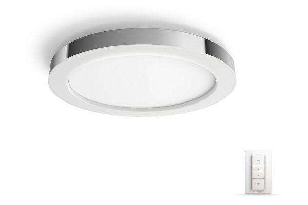Large image of Philips Hue White Ambiance Adore Ceiling Light - 3435011U7
