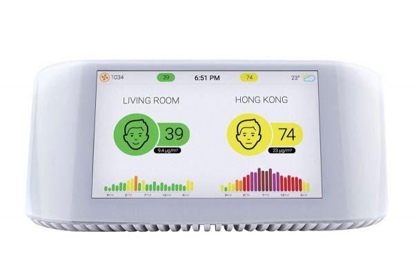 IQAir AirVisual Pro Air-Quality Monitor - 360100006