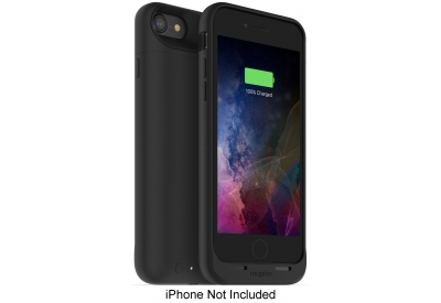 mophie - 3673_JPA-IP7-BLK - Portable Phone Chargers
