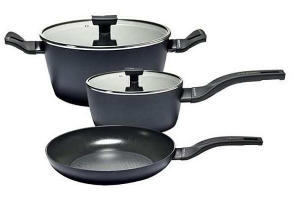 Large image of Moneta Nova Induction 5 Piece Cookware Set - 3680005W