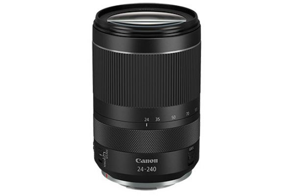 Large image of Canon RF 24-240mm F4-6.3 IS USM Lens - 3684C002