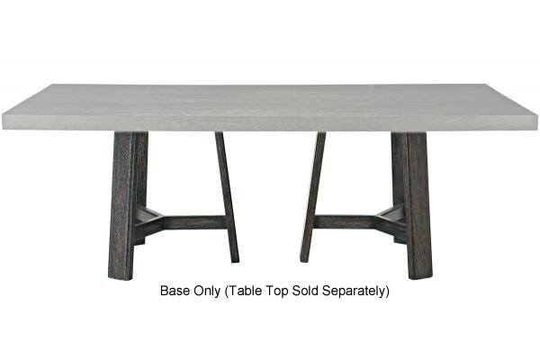 Bernhardt Colworth Rectangular Dining Table Base - 375-266