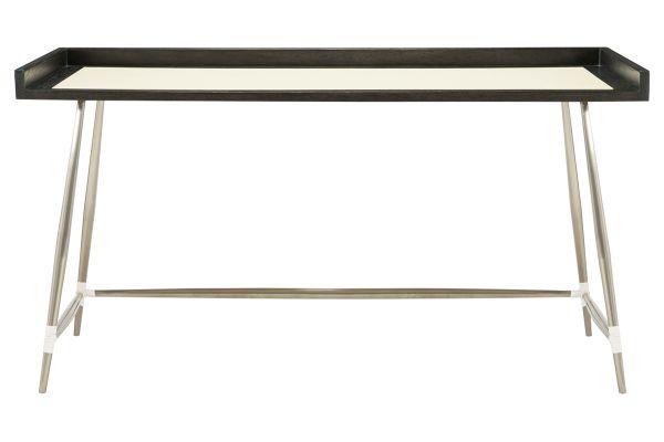 Large image of Bernhardt Elton Black Truffle Desk - 375-510