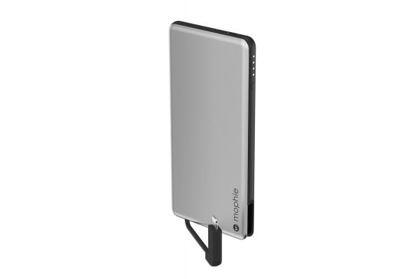 Mophie Hold Force Powerstation Plus Mini for iPhone 7/7 Plus - 3797_PSPLUS-4K-2N1-HF-SLV