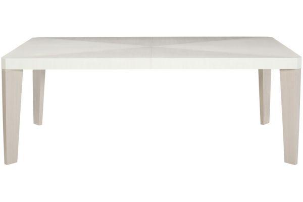 Bernhardt Linear White Decorage Console Table - 381-222