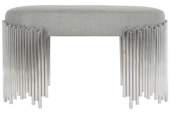Large image of Bernhardt Calista Oval Bench - 388-506