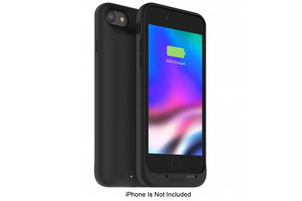Large image of mophie Black Juice Pack Air For Apple iPhone 7 / 8 - 3886_JPA-IP7-BLK-AT