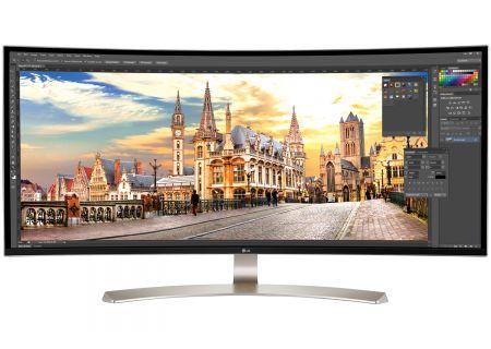 LG - 38UC99-W - Computer Monitors