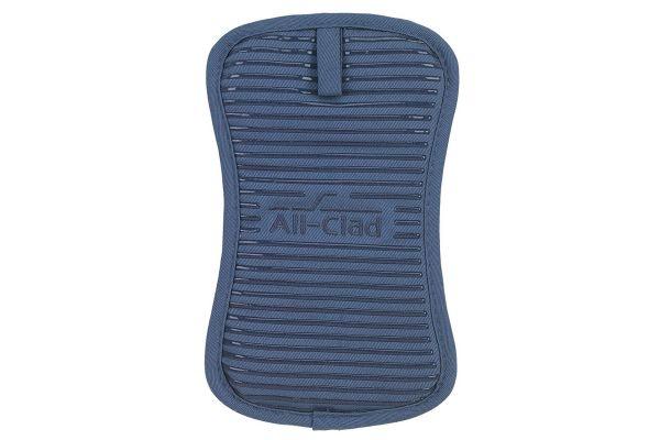 Large image of All-Clad Textiles Cornflower Premium Silicone Pot Holder - 39216