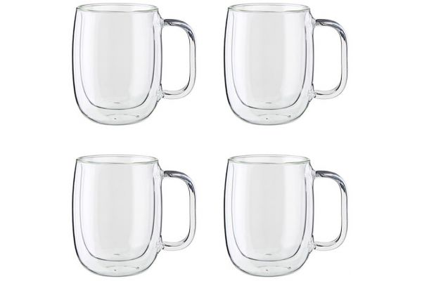 Zwilling J.A. Henckels Sorrento Plus 4-PC Coffee Glass Set - 39500101
