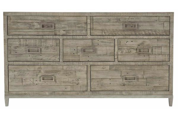 Bernhardt Loft Shaw Morel Dresser - 398-051G