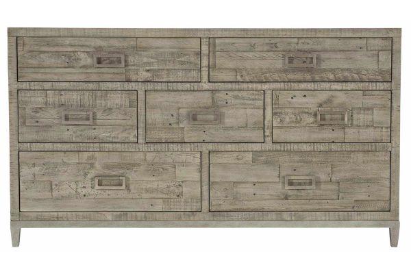 Large image of Bernhardt Loft Shaw Morel Dresser - 398-051G