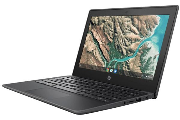 "HP Chromebook 11 Black 11.6"" Intel Celeron N4000 Processor 4GB RAM 32GB Flash, Intel UHD Graphics 600 - 3D326UT"