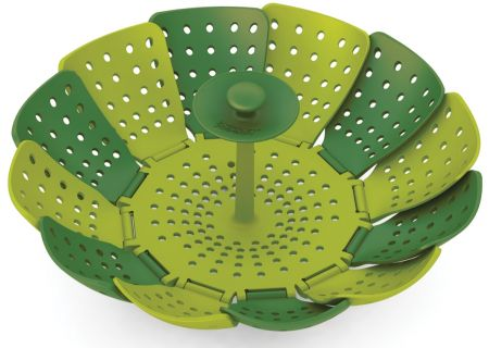 Joseph Joseph Lotus Plus Green Folding Steamer Basket - 40023