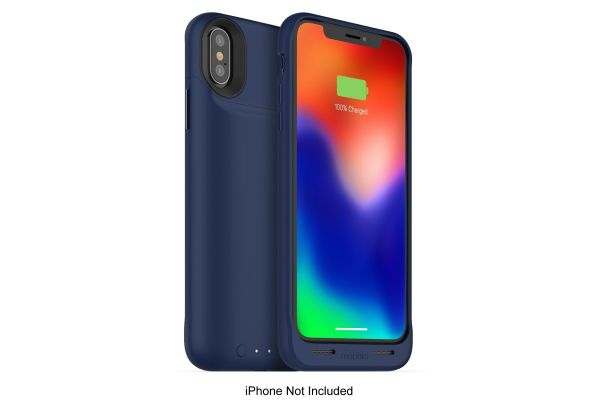 mophie Blue Juice Pack Air For Apple iPhone X - 401002006