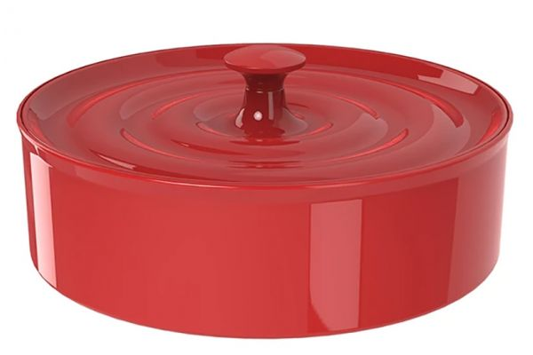Large image of Prepara Red Tortilla Holder - 4030RTH