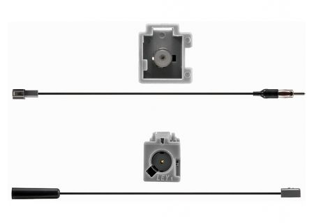 Metra Antenna Adapter - 40-HD33