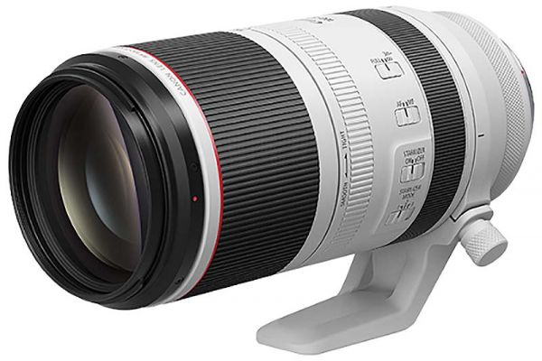Large image of Canon RF 100-500mm F4.5-7.1 L IS USM Camera Lens - 4112C002