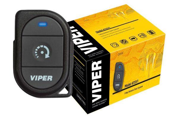 Large image of Viper Basic 1 Way Remote Start System - 4115V