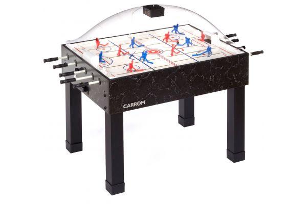 Carrom Black Super Stick Hockey Game Table - 415.00