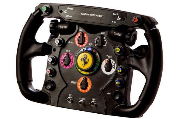 Large image of Thrustmaster Ferrari F1 Wheel Add-On - 4160571