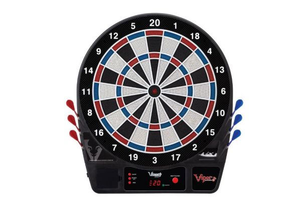 Large image of Viper By GLD Products Vtooth 1000 Electronic Dartboard - 42-1055