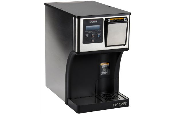 Large image of Bunn My Cafe AutoPOD Single Cup Coffee Machine - 42300.0000