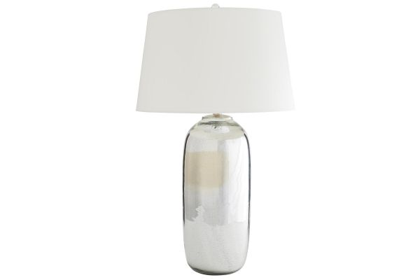 Large image of Arteriors Anderson Antique Mercury Table Lamp - 42522-913