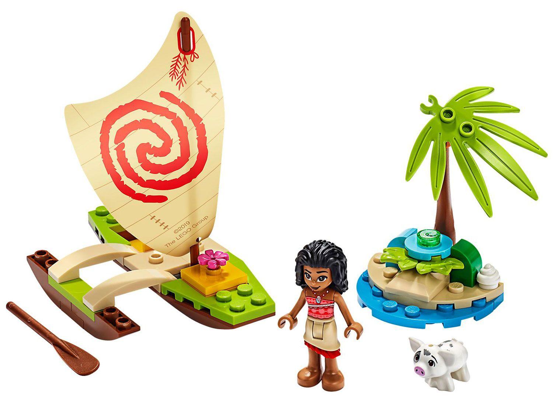 Lego Disney Moana S Ocean Adventure 43170