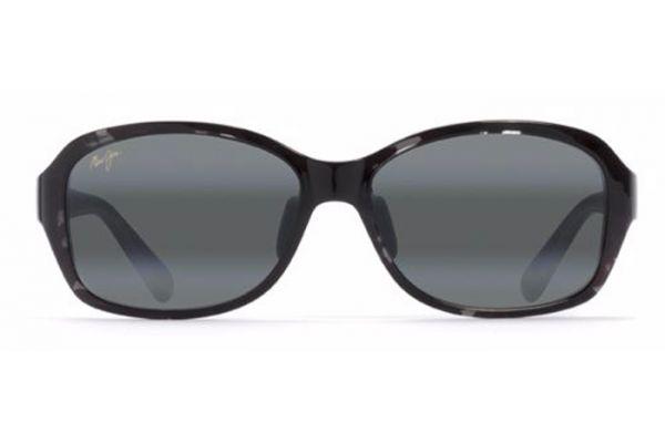 Large image of Maui Jim Koki Beach Black And Grey Tortoise Womens Sunglasses - 433-11T