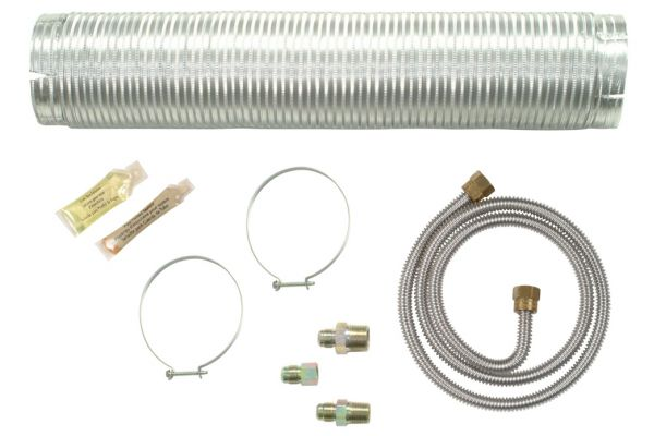 Large image of Whirlpool Gas Dryer Venting Kit - 4396652RB