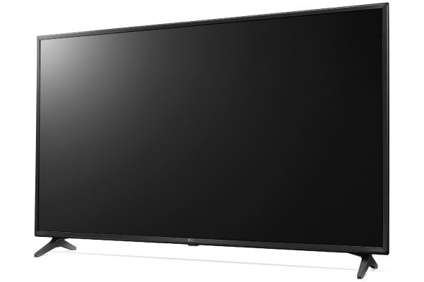 "Large image of LG 43"" Black 4K HDR Smart LED TV - 43UM6910PUA"