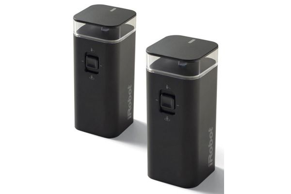 Large image of iRobot 2-Pack Dual Mode Virtual Wall Barrier - 4636426