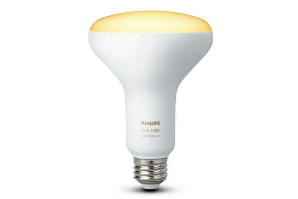Philips Hue White Ambiance BR30 Single Bulb - 464438