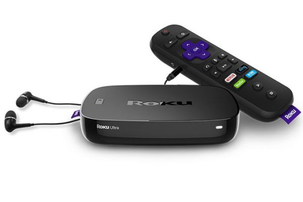 Roku Ultra Streaming Media Player - 4661R
