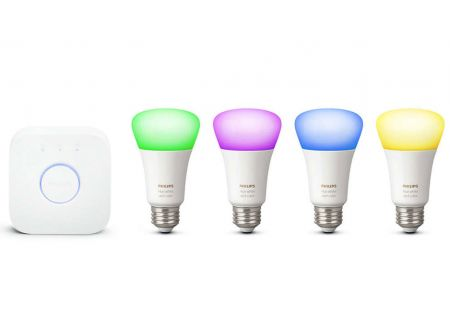 Philips Hue White And Color Ambiance Starter Kit E26 - 471960
