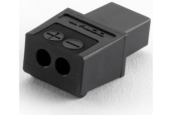 Large image of JL Audio Replacement Subwoofer Plug - HD-SPKPLUG-2-RP