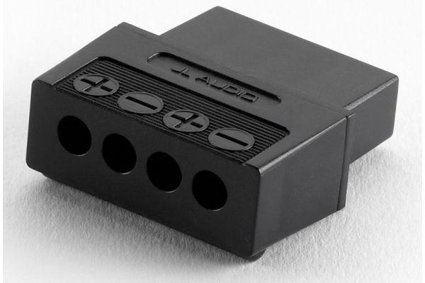 JL Audio Replacement Subwoofer Plug - hd-spkplug-4-rp