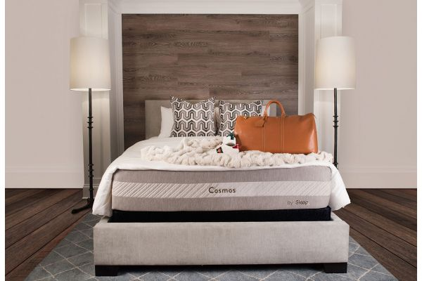 Large image of Sleep6 Cosmos Full Mattress - 4SLP6-COSMOS