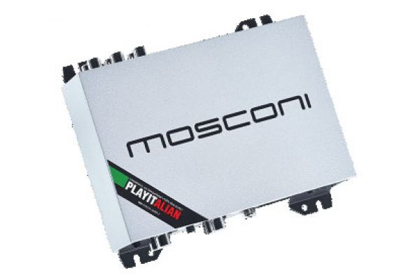Large image of Mosconi Gladen 4 To 6 Channels Digital Signal Processor - DSP4TO6