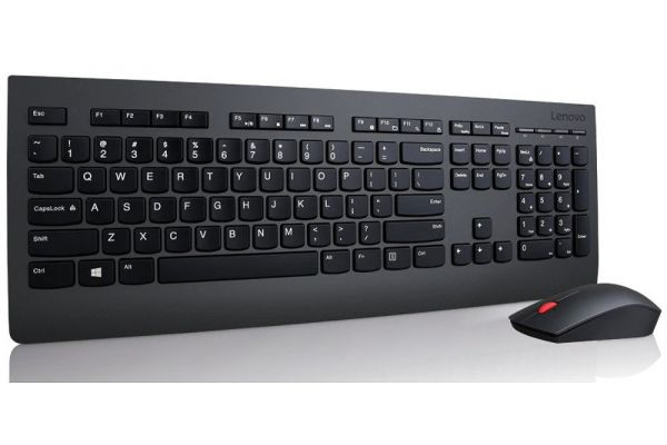 Lenovo Professional Wireless Keyboard And Mouse Combo - 4X30H56796