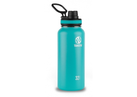 Takeya 32 Oz Ocean Thermoflask Stainless Bottle - 50015